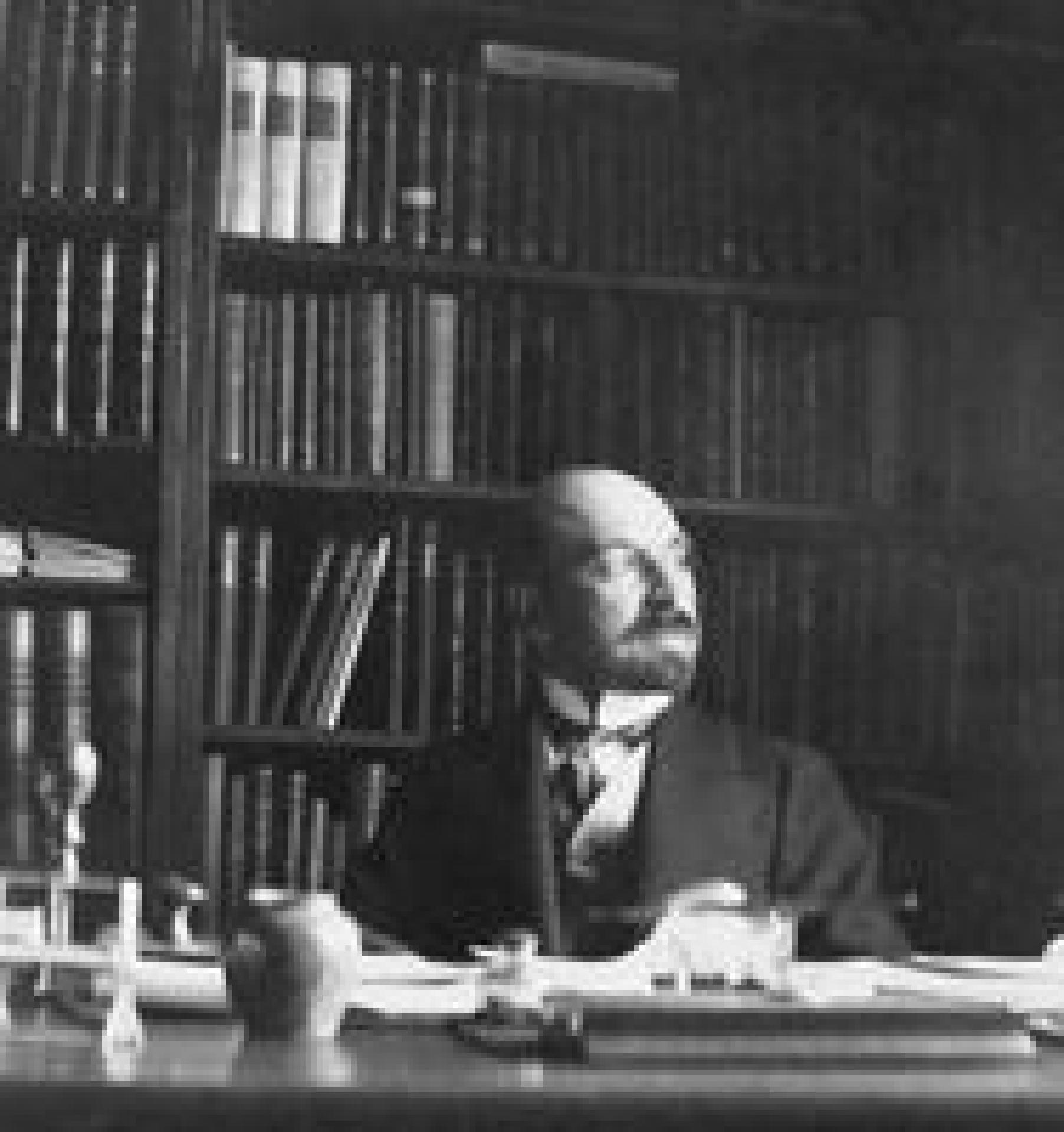 Professor Moro, 1902