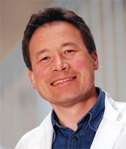 Professor Dr. Straubinger, zu dessen Forschungsschwerpunkten die Lyme-Borreliose gehört